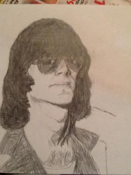 Ramones by Jamie170